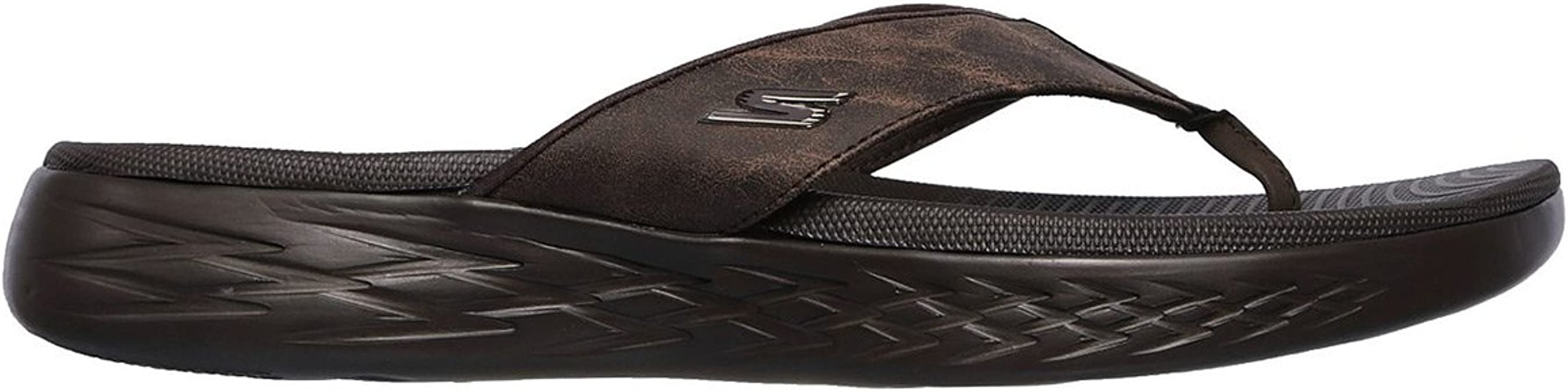 Skechers on The GO 600 Seaport Sandales Tongs Homme
