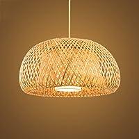 Lámpara de techo de madera / Lámpara