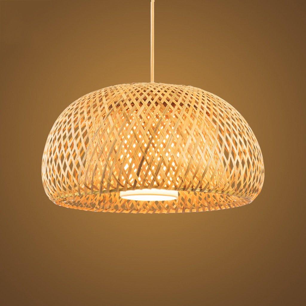 Lámpara de techo de madera / Lámpara de madera / Lámpara de techo clásico / Lámpara de bambú de bambú de la rota / lámpara de balcón del pasillo / Lámpara decorativa del hogar / Lámpara de madera / lámparas ( Size : 31*18cm ) GUORIHONGDD
