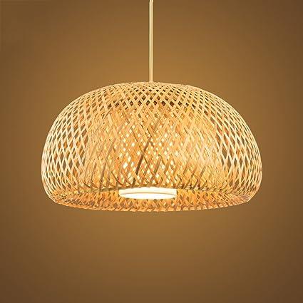 Lámpara de techo de madera / Lámpara de madera / Lámpara de ...