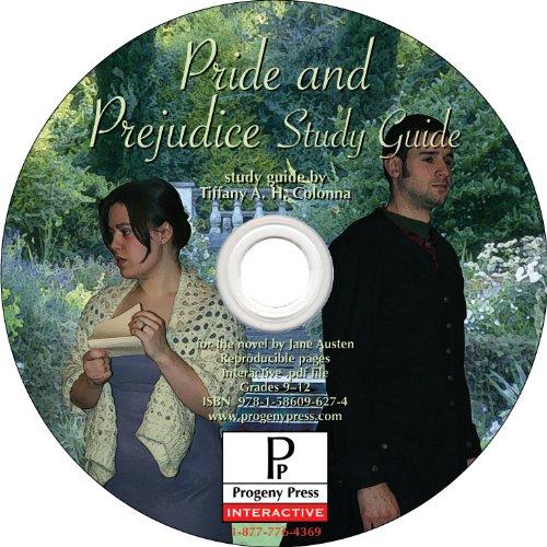 Pride and Prejudice Study Guide CD-ROM