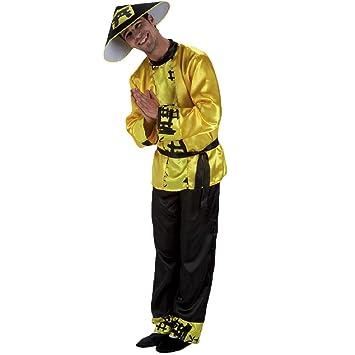 Disfraz Chino Adulto: Amazon.es: Ropa y accesorios