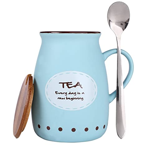 BJE Hot & Cold Beverage Mugs, For Hot Tea, Coffee, Water & Milk