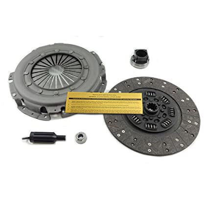 Amazon.com: EFT SUPER-DUTY HDE CLUTCH KIT 99-03 FORD F-250 350 450 550 7.3L POWER STROKE 6 SP: Automotive