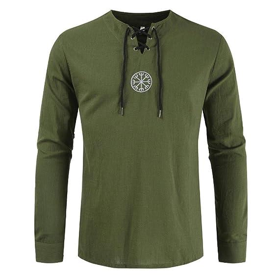 Amazon.com: Hattfart - Camiseta de manga corta para hombre ...