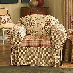 Sure Fit Lexington - Chair Slipcover  - Multi (SF28417)