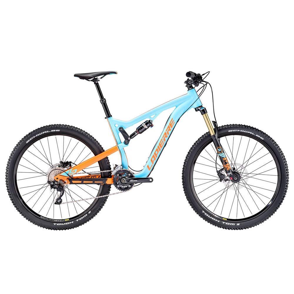 新しい2016 Lapierre Zesty XM 327 Completeマウンテンバイク B0797LLLNJ Large|ブルー ブルー Large