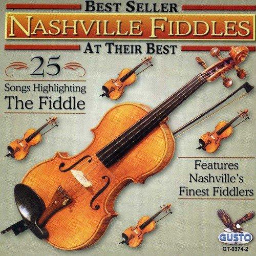 CD : Nashville Fiddles - At Their Best: 25 Songs (CD)