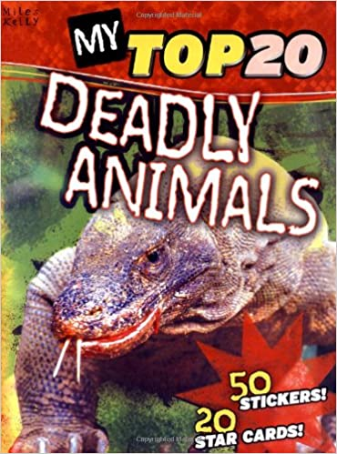 Book My Top 20 Deadly Animals