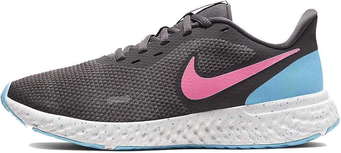 Precursor Ortografía esta noche  Amazon.com: Nike Revolution 5 - Zapatillas de running para mujer: Shoes