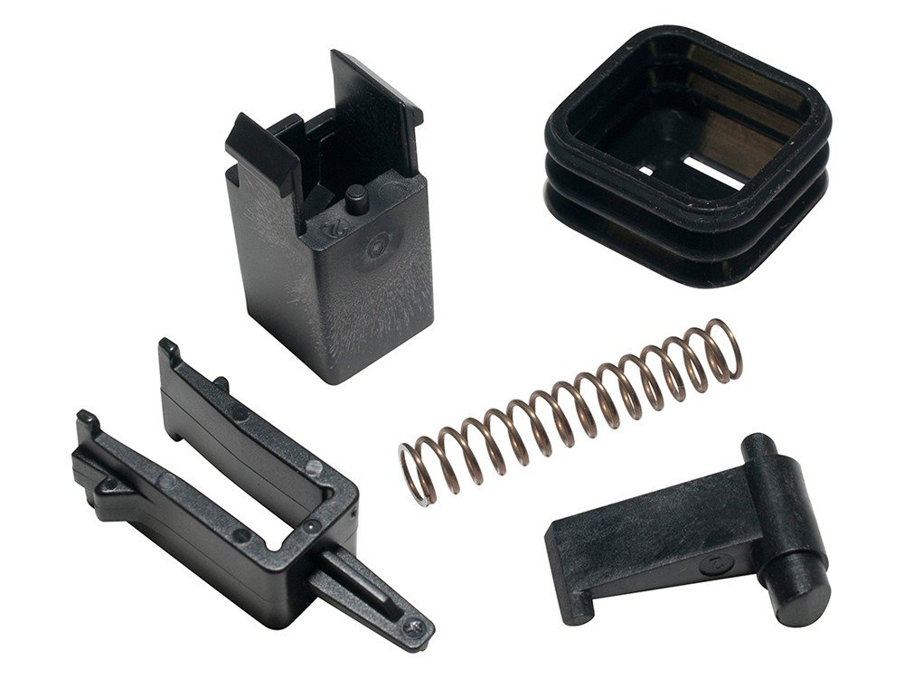 BRITPART FUEL LATCH REPAIR KIT COMPATIBLE WITH LAND ROVER LR3 / DISCOVERY 3 2005-2009 PART # DA1114