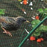KINGLAKE 33 Ft x 13 Ft Green Garden Bird