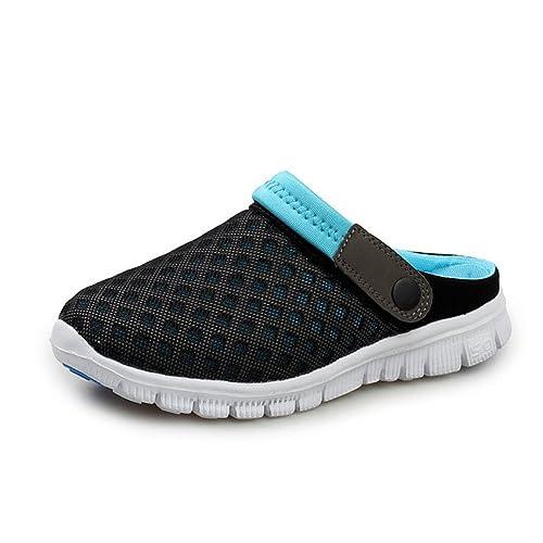 Unisex Playa Sandalias del Acoplamiento Zapatillas De Verano Ligeros Zapatillas Mujer Hombre: Amazon.es: Zapatos y complementos