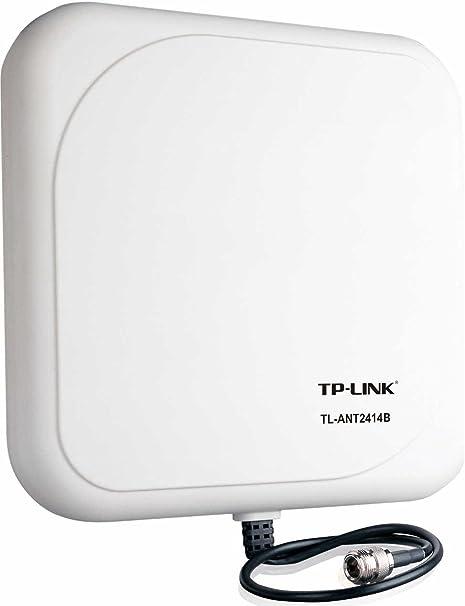 TP-Link TL-ANT2414B - Antena de Red, Blanco