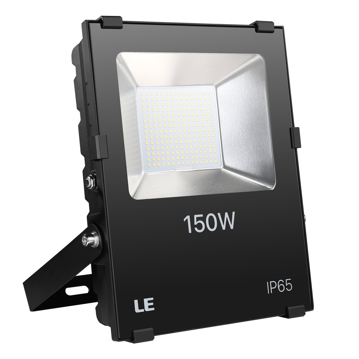 LE 150W 16500lm Super Bright Outdoor LED Flood Lights, Daylight White, 5000K, Security Lights, Floodlight (ETL Listed) by Lighting EVER
