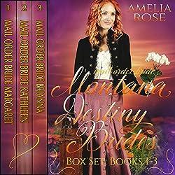 Montana Destiny Brides Box Set
