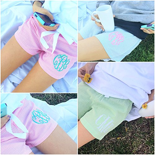 Monogram Short - Women's Lounge Short Monogram Pajama Bottom