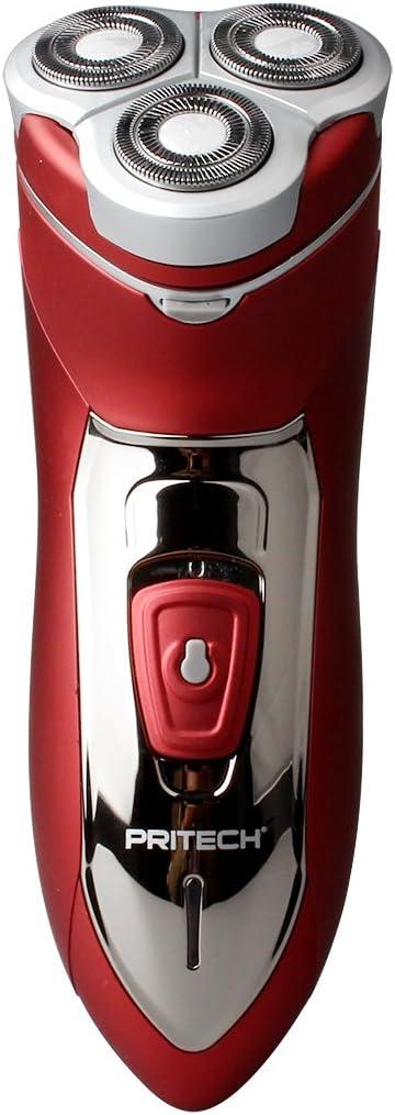 PRITECH 2-In-1 recargable eléctrica de la máquina de afeitar ...