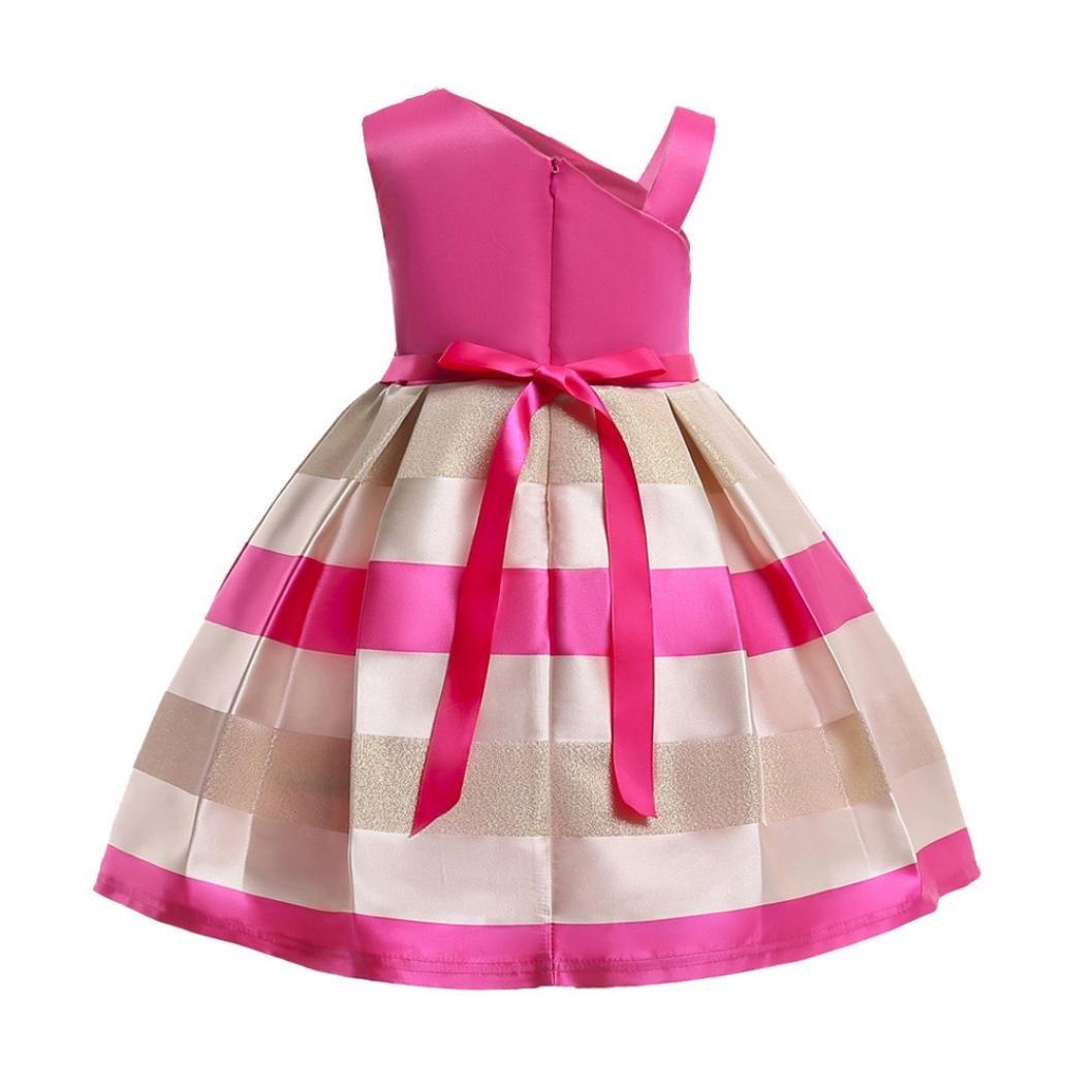 910a4a764fd DAY8 Robe Fille Cérémonie Mariage Princesse Bowknot Fleur Costume Vetements  Bébé Fille Pas Cher Robe Fille Agrandir l image