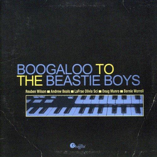Beastie Boys Instrumentals - Boogaloo to the Beastie Boys