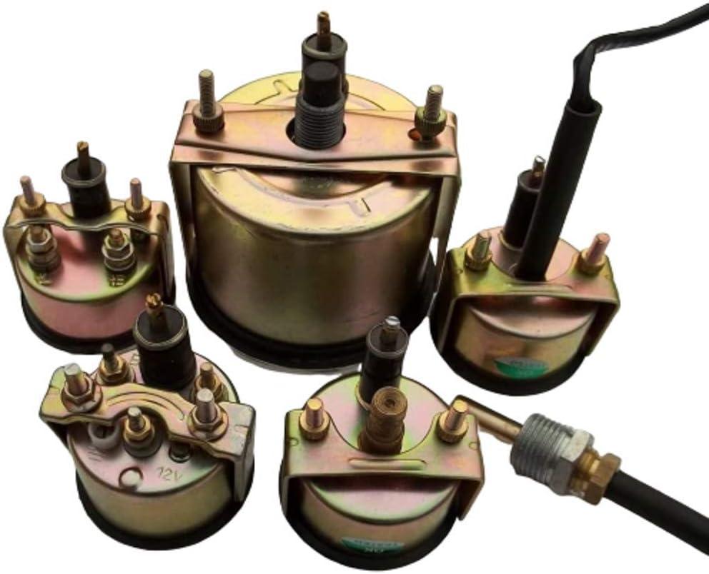 135 Massey Ferguson trattore gauge kit 133 140 contagiri anti clockwise-35