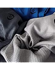 3 x Pella microvezeldoeken! Multifunctionele reinigingsdoekjes zonder reinigingsmiddel voor streepvrije glans in het huishouden, kantoor, auto en voor ramen, glas, spiegels en nog veel meer