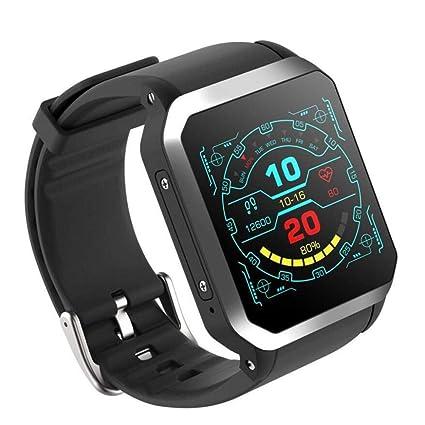 SIECPC Rastreador de Ejercicios, Reloj electrónico Digital de Alta tecnología, rastreador de Actividad a