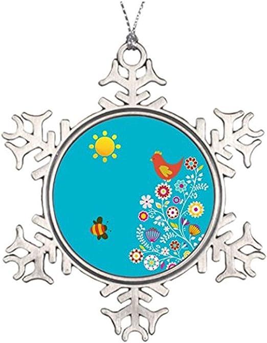 Diuangfoong Árboles de Navidad Decorados con decoración de ...