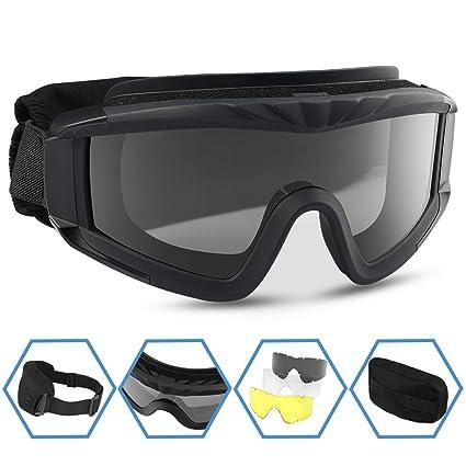 0b4884ec62e Amazon.com   XAegis Airsoft Goggles