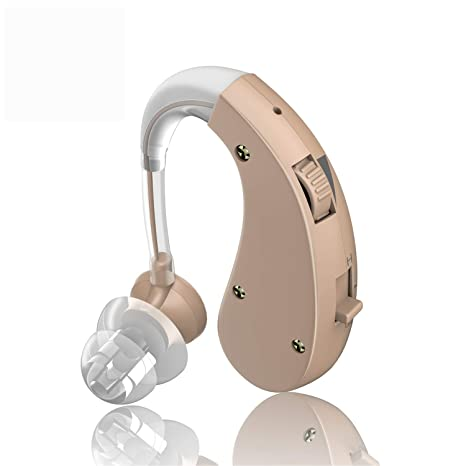 Rechargeable Hearing Amplifiers - Digital Personal Sound Enhancer with  Volume Control Noise Reduction for Adults and Seniors, Hearing Aid Cleaning  Tools Included by Blomed: Amazon.in: Health & Personal Care