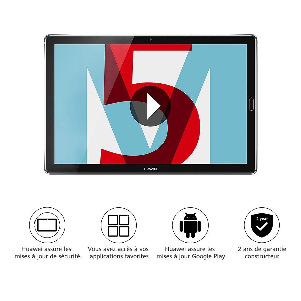 Huawei MediaPad M5 LTE - Tablet de 10.8