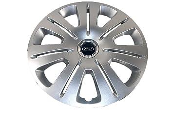 Ford 1702597 - Tapacubos S-Max/Galaxy (Modelos a partir de 2006 (40,6 cm/16 pulgadas): Amazon.es: Coche y moto