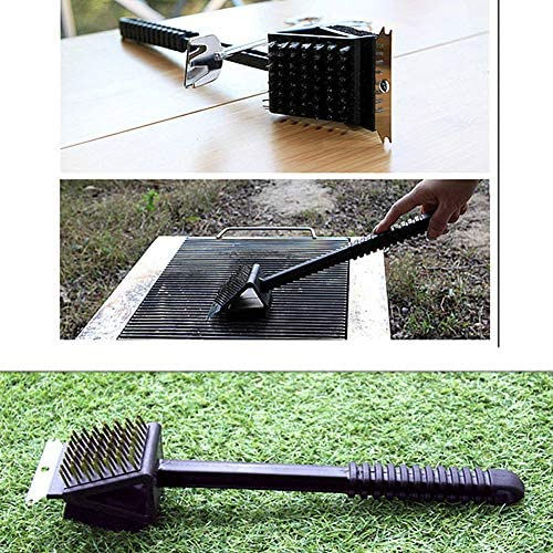 Yagoal Brosse Barbecue Vapeur Brosse Barbecue Barbecue Grill Brosse De Nettoyage Barbecue Nettoyeur À Vapeur Brosse Barbecue Vapeur Cleaner Brosse 1