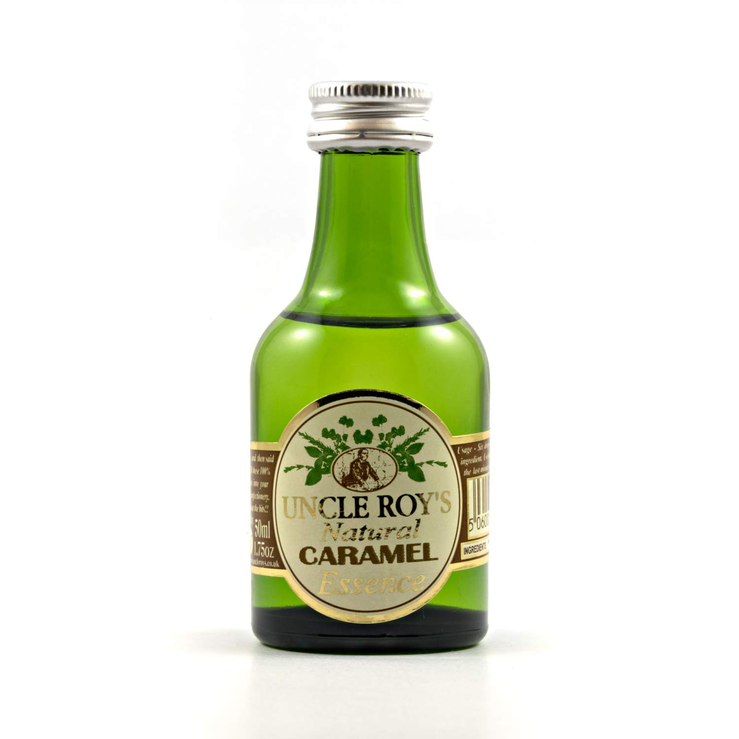 uncle roy Caramel Concentrated Food Essence Catering Size - 2.5litre/90fl.oz