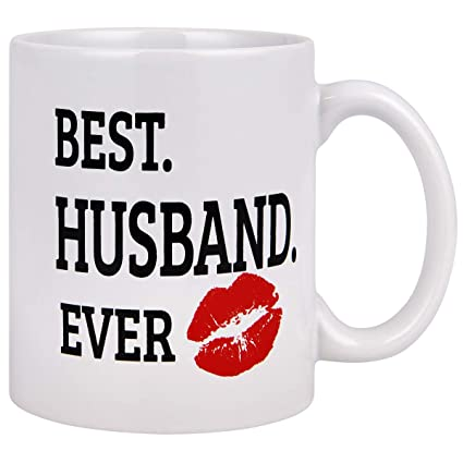 Image Unavailable Not Available For Color Coffee Mug Best Husband Ever Birthday Gifts