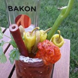 Benny's Smokin' Chipotle Bloody Mary Snack Straws - Pack of 5