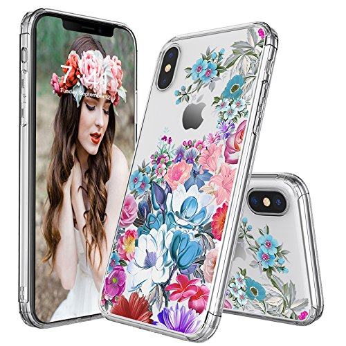 Floral-Case-for-iPhone-X-2