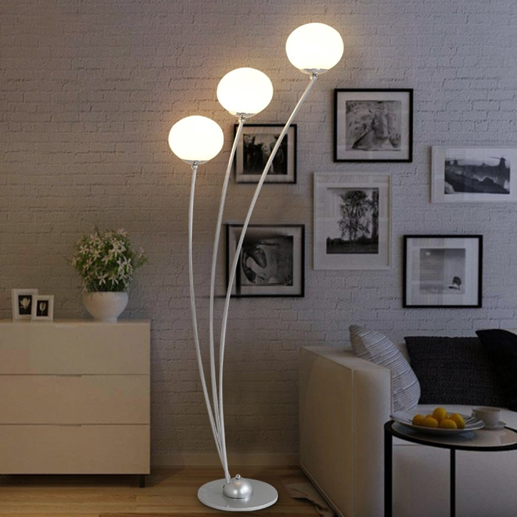 GTE Floor Lamp With Heavy Metal Based Architect Swing Arm Floor Standing  Lamp For Living Room Office Bedrooms (N257) - Fulfilled by GTE SHOP