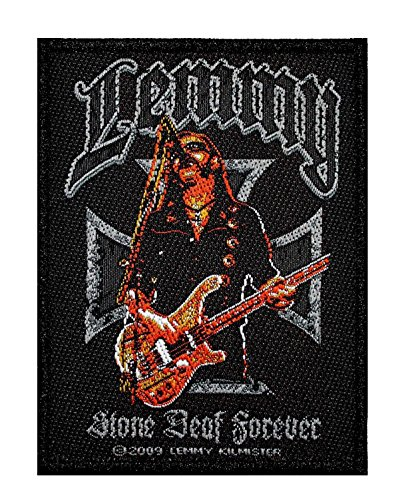 motorhead-frontman-lemmy-stone-deaf-forever-rock-metal-sew-on-applique-patch