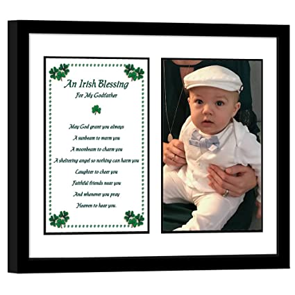 Amazon.com - Godfather Gift from Godson or Goddaughter - Irish ...