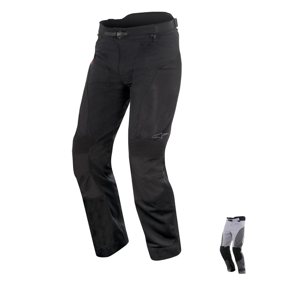 Alpinestars Sonoran Men's Sports Bike Motorcycle Pants - Black / Size 3X-Large