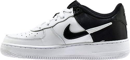administrar Cartero nostalgia  Amazon.com: Nike Air Force 1 Lv8 1 Big Kids Ck0502-100., Blanco: Shoes