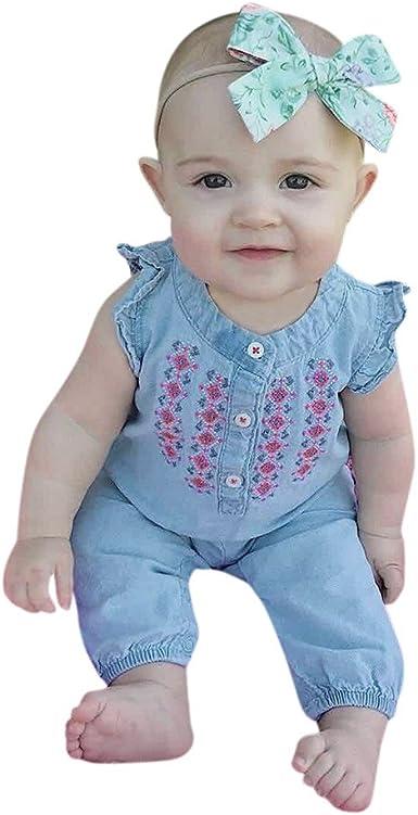 Ropa Bebe Verano niño, Subfamily® Sin Mangas Camisas Bebés Algodón ...