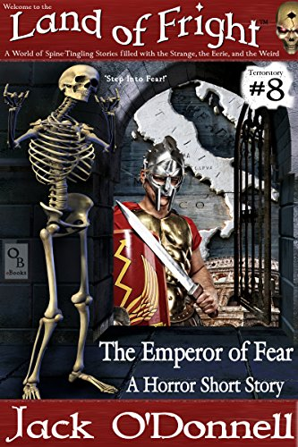 FEAR COMES: Eight Short Stories, Long on Fear