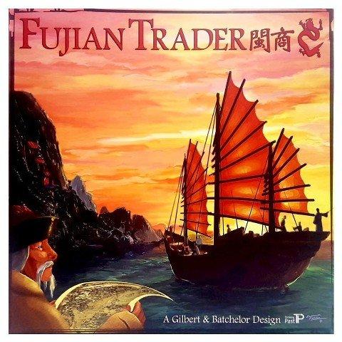 Map Historical Reproductions (Fujian Trader)