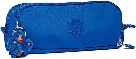 Kipling GITROY - Estuche, Unisex Adulto, Azul - (Poseidon Blue): Amazon.es: Deportes y aire libre