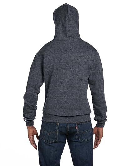 2f99435b953 Champion Mens 50 50 EcoSmart Pullover Hood (S700) at Amazon Men s Clothing  store