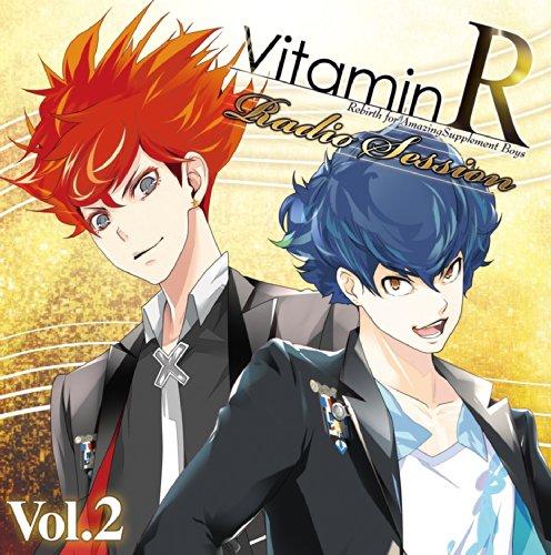 ラジオCD「VitaminR Radio Session」Vol.2の商品画像