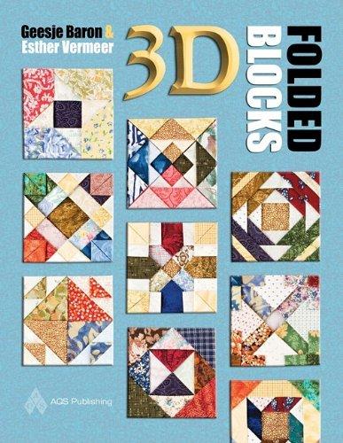 3d Folded Blocks Baron Vermeer 9781574326642 Amazon Books