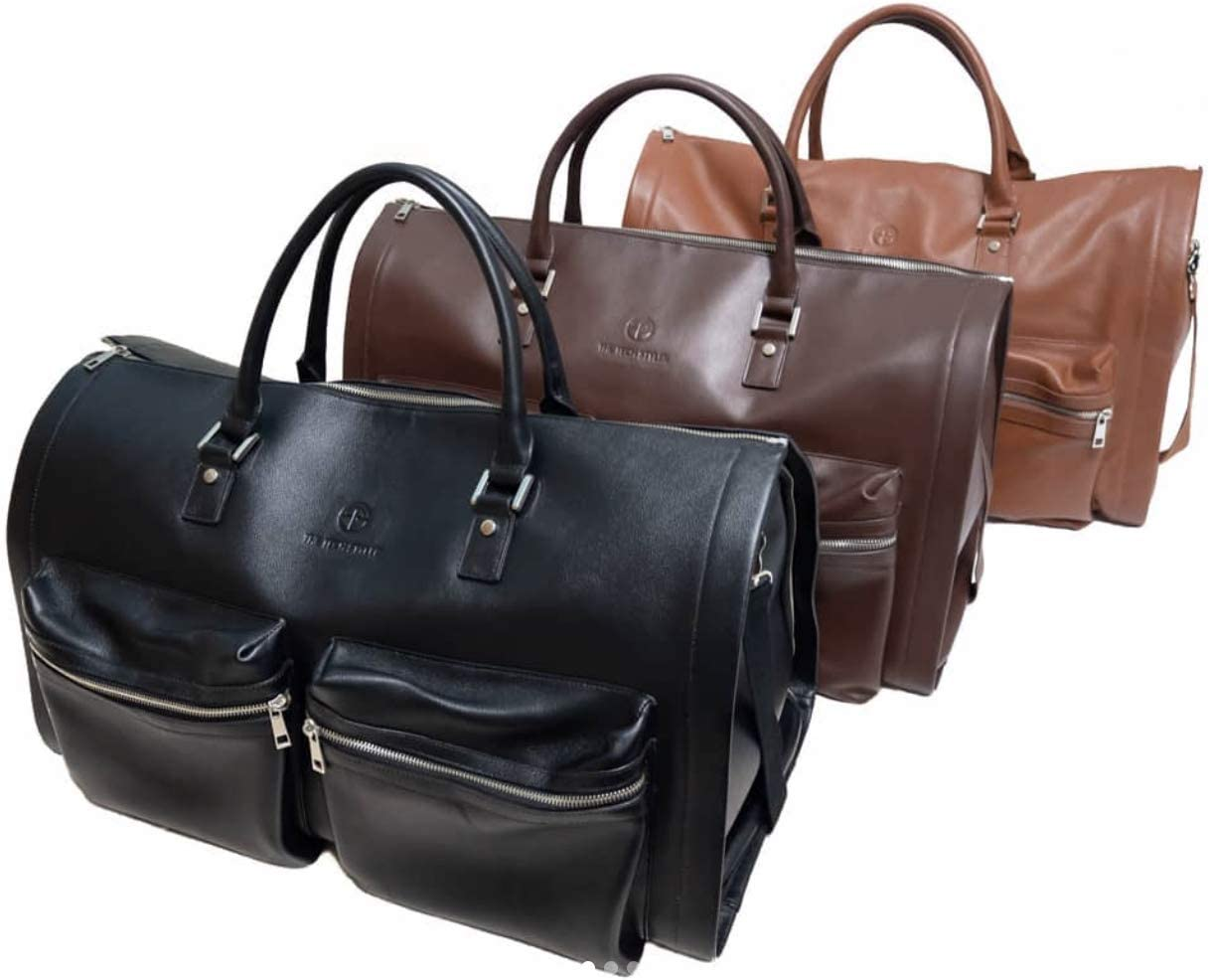 Convertible Overnight Bag 3 Classic Colors 2